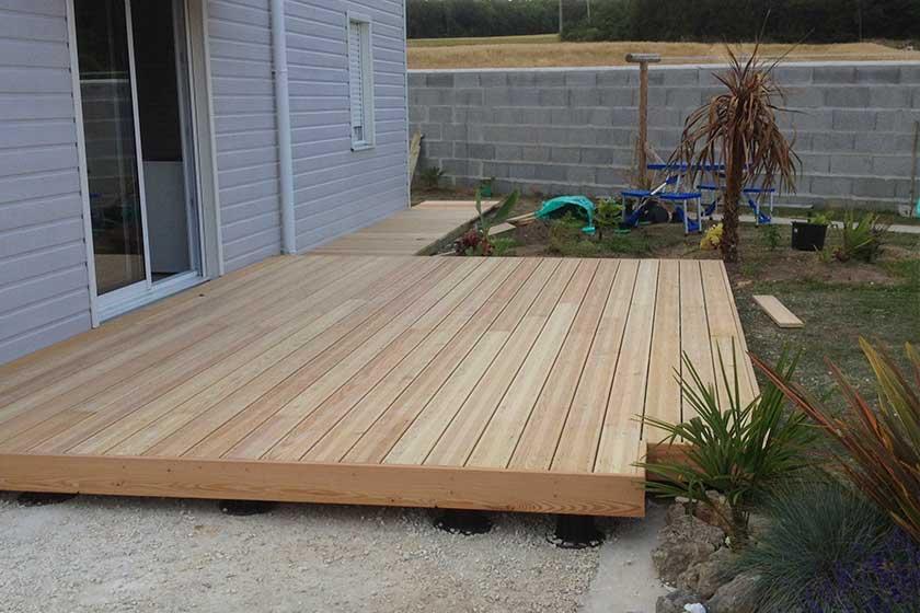 nature bois concept faut il une bonne terrasse en bois. Black Bedroom Furniture Sets. Home Design Ideas